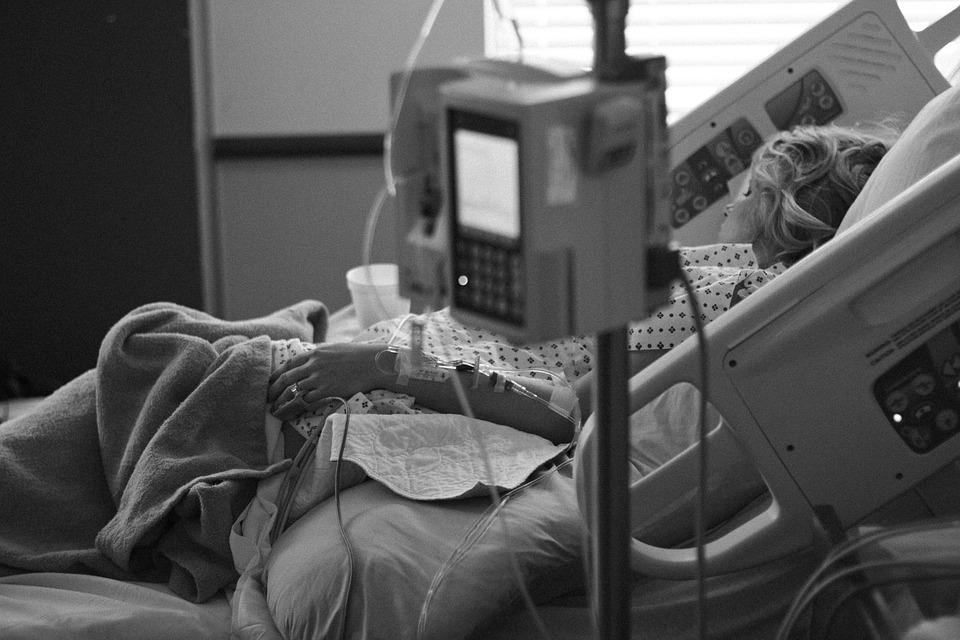 Молитва родственников после операции