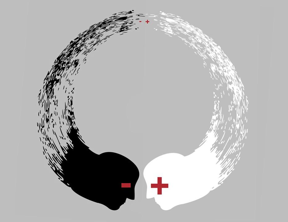 символы добра и зла картинки время звезды