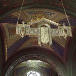 На фото изображен главный храм ВС России. Фото внутреннего убранства 4.