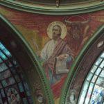 На фото изображен главный храм ВС России. Фото внутреннего убранства 6.