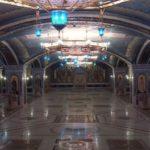 На фото изображен главный храм ВС России. Фото внутреннего убранства храма 7.