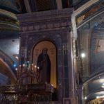 На фото изображен главный храм ВС России. Фото внутреннего убранства храма 8.