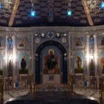 На фото изображен главный храм ВС России. Фото внутреннего убранства храма 9.