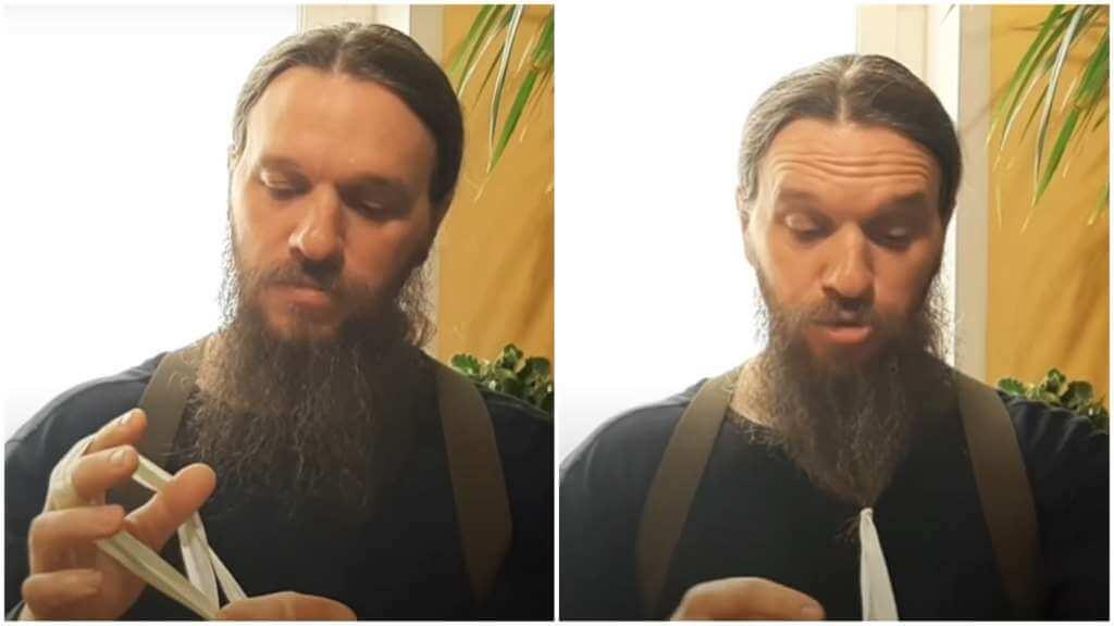 Лайфхак от священника Александра Липина (часть 1).