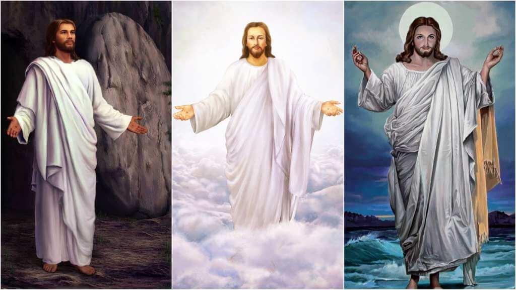 На фото изображен Господь.