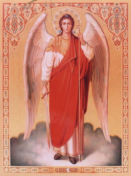 Икона Архангела Михаила.