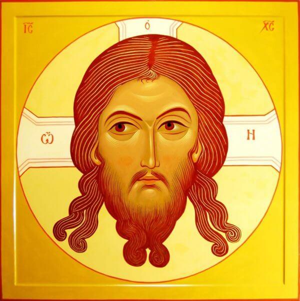 Икона «Спас Нерукотворный».