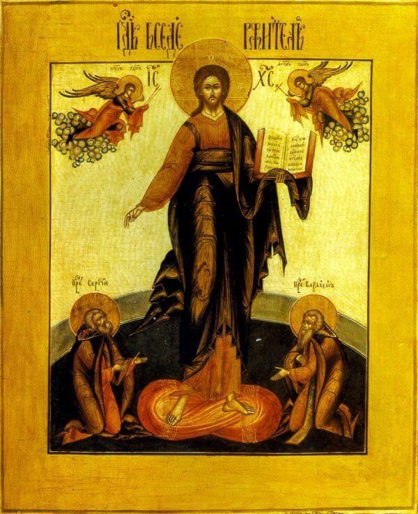 Икона «Спас Смоленский».