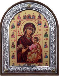 Икона Вратарница.